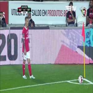 SL Benfica [1] - 0 Vitória FC (64' Carlos Vinícius)