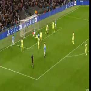 Manchester City [1] - 0 Dinamo Zagreb - Raheem Sterling 66'