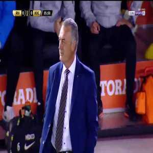 River Plate [1]-0 Boca Juniors - R. Borré penalty + VAR call