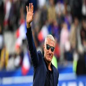 """Deschamps: """"Lampard asked me not to pick Kanté at the last (break). If it's still that way....Maybe I'll call him later to tell him it would be nice if you play Olivier Giroud a little bit"""""""