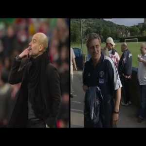 Guardiola and Warnock. Different Philosophers, Same Inspiration.