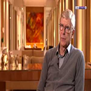 """Arsene Wenger on Pogba """"I think he behaves like he knows at the moment Manchester United is not the team to compete for the championship plus the fact he was stopped from going away, the two together have tarnished his performances"""""""