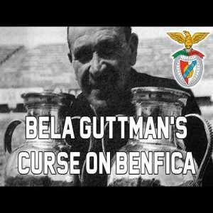 Bela Guttmann's European Curse On Benfica [OC]