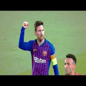 Look At These Goals from Lionel Messi in 2019 Season