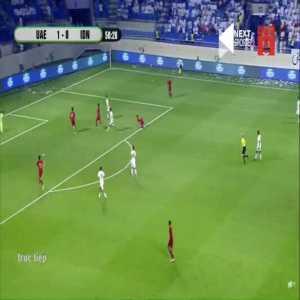 UAE 2-0 Indonesia - Ali Mabkhout 51'