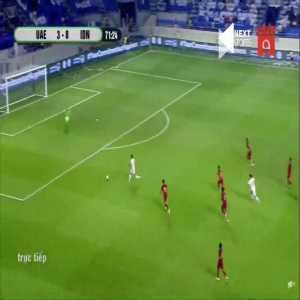 UAE 4-0 Indonesia - Ali Mabkhout 72'