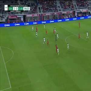 United States 2-0 Cuba   McKinnie 2nd goal 5'
