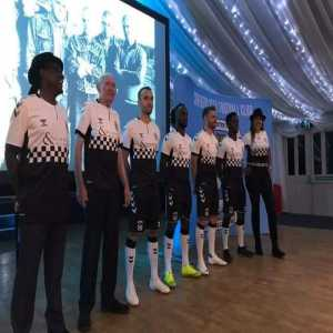 Coventry City announce new third kit, commemorating our city's history of 2 Tone music and with donations from sales going to the Kick It Out anti-racism campaign