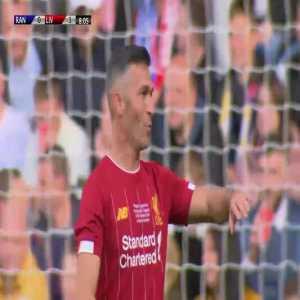 Rangers Legends 0-1 Liverpool Legends - Luis Garcia 8'