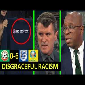 Pundits Discuss Disgraceful Racism in England's 6-0 Win in Bulgaria - UEFA EURO 2020
