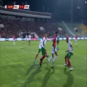 Rashford nutmeg vs Bulgaria