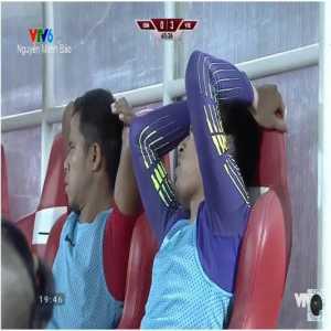 Indonesia 0-3 Vietnam - Nguyen Tien Linh 61'