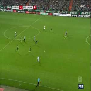 It's exactly two years since Lars Stindl made this great Cruyff Turn and subsequently scored against Werder Bremen
