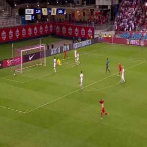 Canada 2-0 United States | Lucas Cavallini 90'+1'