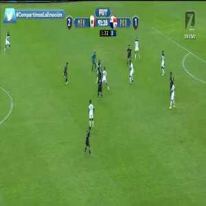 Mexico [3] - 1 Panama - R.Pizarro 92'