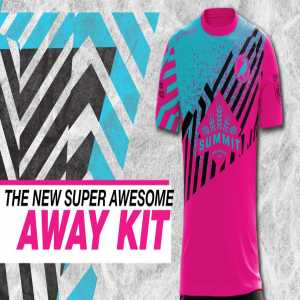 Minneapolis City SC announces 2020 away kit, possibly the brightest kit in existence.
