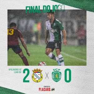 3rd-division side Alverca have knocked Sporting CP out of the Taça de Portugal