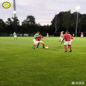 Beautifully worked team goal in the lower leagues (great goal)