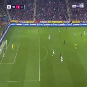 Trabzonspor [1]-0 Gaziantep - D. Sturridge 9'