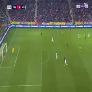 Trabzonspor 1 - 0 Gaziantepspor - D. Sturridge 9'