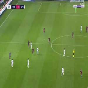 Trabzonspor [2]-0 Gaziantep - Sorloth 14'