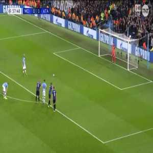 Manchester City [2]-1 Atalanta - Aguero 39'