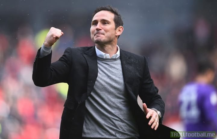 Antonio Conte and Frank Lampard are two managers who are currently showing the world that you don't need a blank cheque book and millions of pounds to improve a team.  Both have transformed their teams and are producing big results just few months into their jobs.