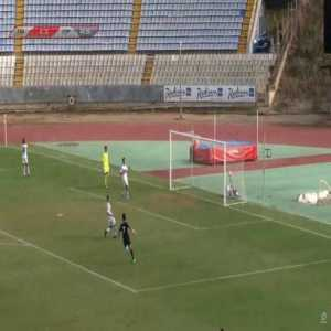 Cyprus U17 0-1 France U17 - Matthis Abline (nice goal) 42'