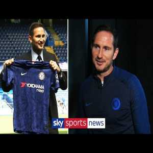 Does Lampard use Mourinho's management techniques? [Sky Sports Interview]