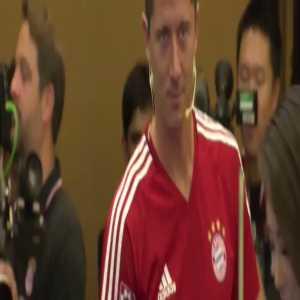 Lewandowski's masterful skill