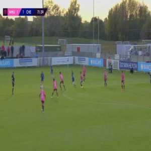 West Ham United W 1-[2] Chelsea W - Ji So-yun 72' Great goal