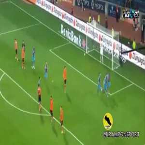 Basaksehir 0-[1] Trabzonspor - Sturridge(P)