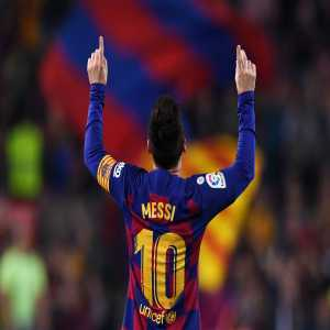 Since WhoScored started collecting data from the 2009/10 season, Lionel Messi has put in 100 perfect 10 performances for FC Barcelona.