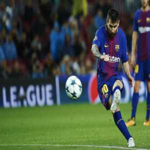 Messi has scored 20 free-kicks in La Liga in the last 5 seasons, more than double that of any other player in the 5 major leagues (Pjanic 9, Dybala 8, Parejo 8).