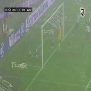 Boavista 1-0 Braga - Rafael Costa 6'