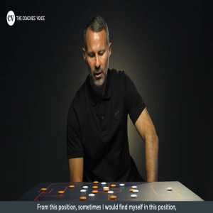 Ryan Giggs shares how Manchester United would work to get the ball as quickly as possible to Cristiano Ronaldo because of his ability to cause damage