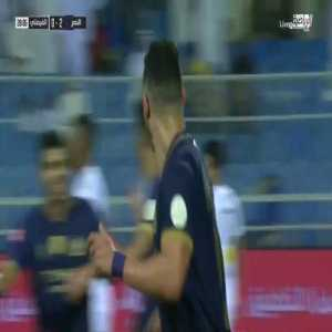 Al-Nassr [2] - 0 Al-Faisaly — Giuliano 28' — (Saudi Pro League)