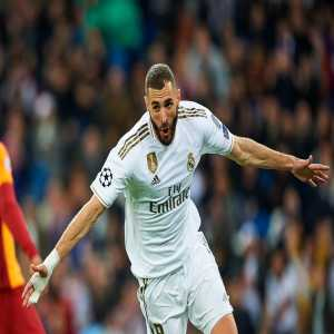 Karim Benzema is the third player to score 50 UEFA Champions League goals for Real Madrid after Raúl and Cristiano Ronaldo