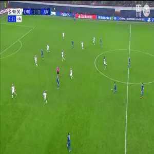 Lokomotiv Moscow 1-[2] Juventus - Douglas 90'+3'