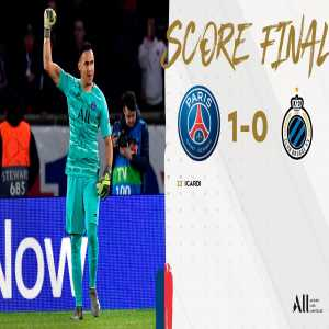 Paris Saint-Germain have qualified for the UCL Round of 16