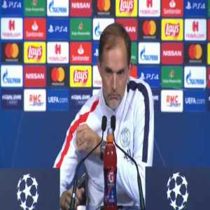 PSG manager Thomas Tuchel speaking about his huge wage, expectations (winning the Champions League) and privilege (video)