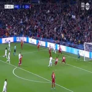 Real Madrid 2-0 Galatasaray - Rodrygo 7'