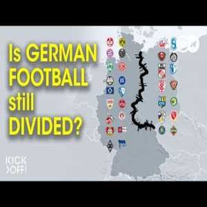"""""""WHY reunification failed football"""" in East Germany [10:34]"""