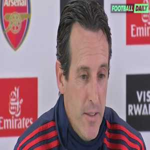 """Unai Emery: """"We are drawing the last matches, We can see it as negative we didn't win, but we didn't lose which is positive"""""""