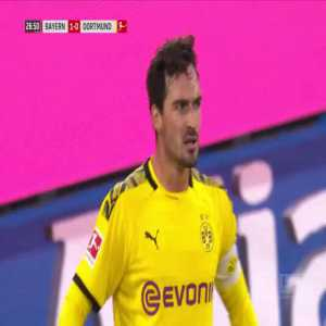 Absolutely wonderful ball control by Lewandowski in Der Klassiker