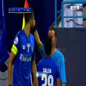 Al Hilal disallowed goal – Al Hilal 1-0 Urawa Reds (AFC Champions League Final)