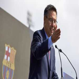 "Bartomeu: ""Messi will remain our team's leader for the next two or three seasons."""