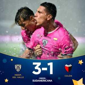Independiente del Valle are the 2019 Copa Sudamericana champions