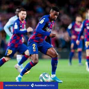 Nelson Semedo has suffered pulled left calf. He will undergo further testing to determine the extent of the injury.