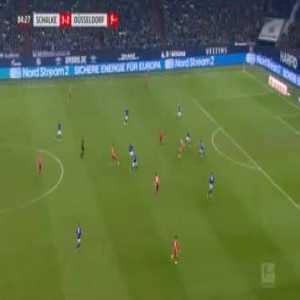 Schalke 3-[3] Fortuna Dusseldorf Hennings Hat-trick